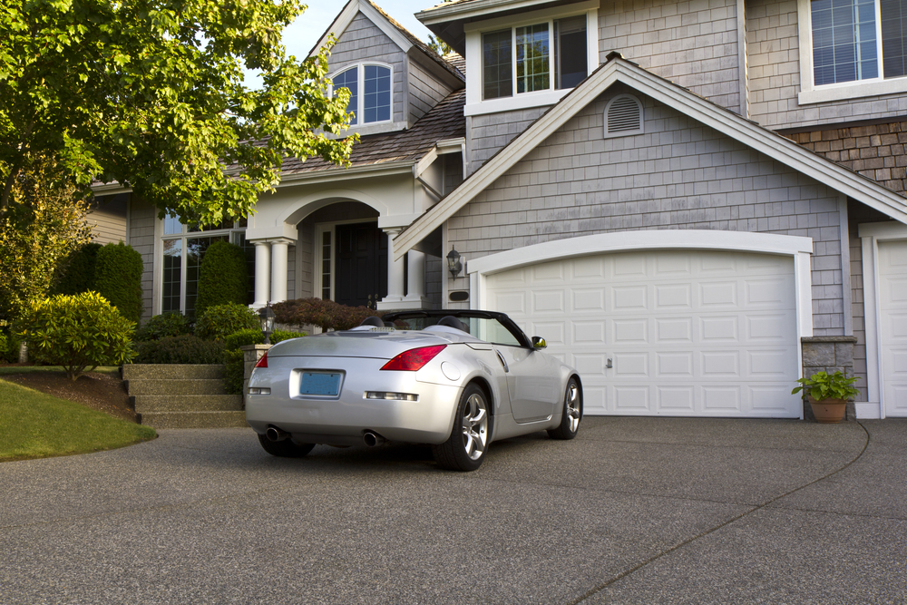 Increase The Value Of Your Home Accent Garage Doors